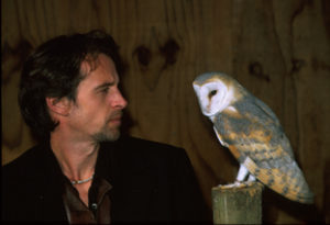 Chris and Owl